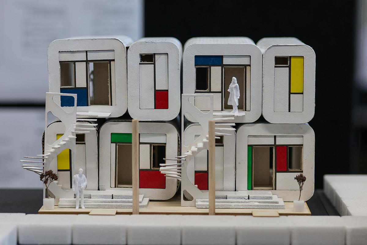 Architektur für Flüchtlinge: Ideen für neuen Wohnraum - TH Köln