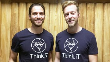 Gründerteam Think.iT (Bild: Think.iT)