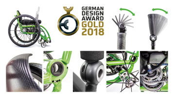 DESINO German Design Award 2018 (Bild: DESINO)