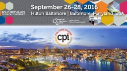 Polyurethane Technical Conference in Baltimore (Maryland, USA)