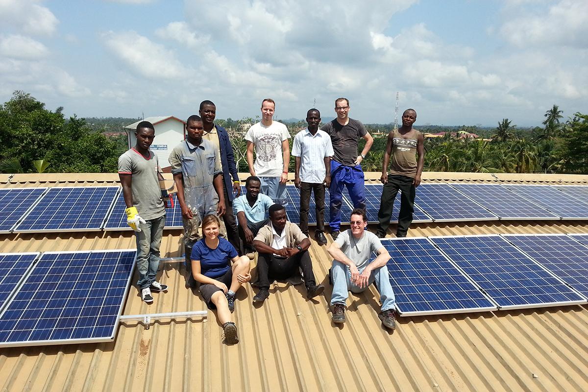 Solaranlagen Köln solarenergie für krankenhaus in th köln