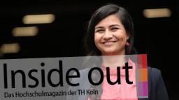 Samineh Bagheri (Bild: Thilo Schmülgen/TH Köln)
