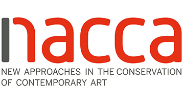 Logo NACCA (New Approaches in the Conservation of Contemporary Art) (Bild: NACCA)