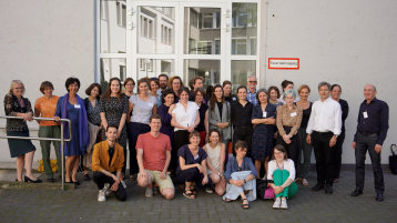 Arbeitsgruppentreffen im Juni 2018/ Working group meeting, CICS June 2018 (Bild: Aga Wielocha)