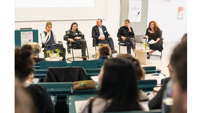 "Dritte Podiumsdiskussion ""Conservator Meets The General Public"""