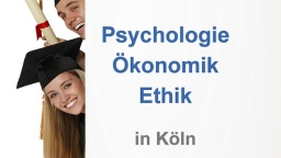Master of Behavioral Ethics, Economics and Psychology (Bild: IW Akademie GmbH)