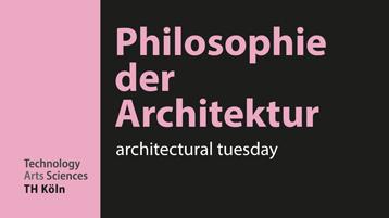 Motivationsschreiben Architektur fakultät für architektur th köln