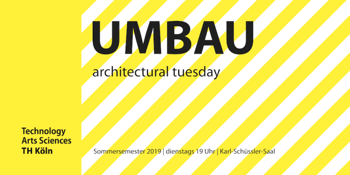 architectural tuesday UMBAU