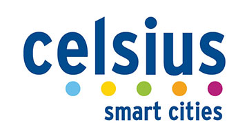 Logo: celsius - smart cities
