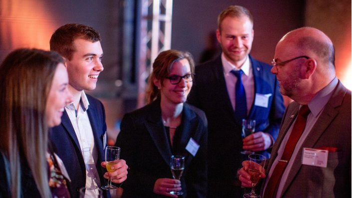 Deutschlandstipendium: Meet and Greet