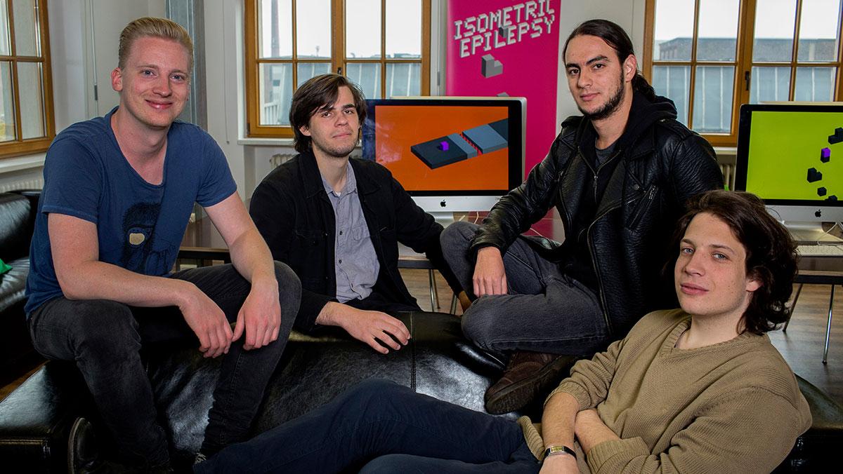 Gold und Silber beim Deutschen Computerspielpreis für Studenten der ...