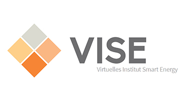 Logo des virtuellen Instituts Smart Energy (VISE) (Bild: VISE)