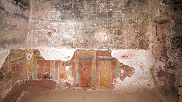 Petra Painting Conservation Project (Image: PPCP Consortium - Adrian Heritage 2018)
