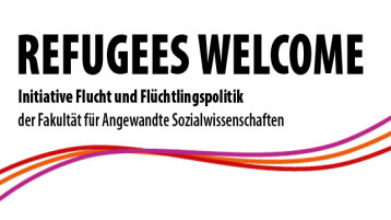 Logo Refugees Welcome Initiative (Image: Dominic Passgang)