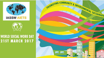 World Social Work Day 21st March 2017