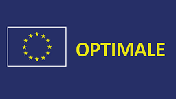 Blau-gelbes Logo der Optimae (Bild: Optimale)