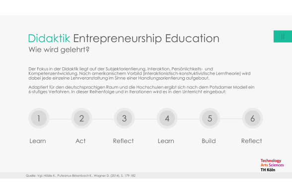Entrepreneurship Education Folie 9