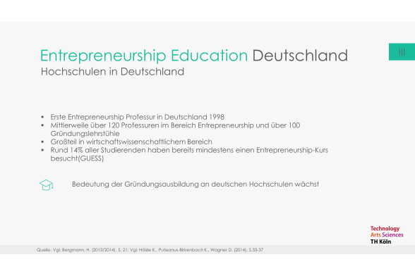 Entrepreneurship Education Folie 12