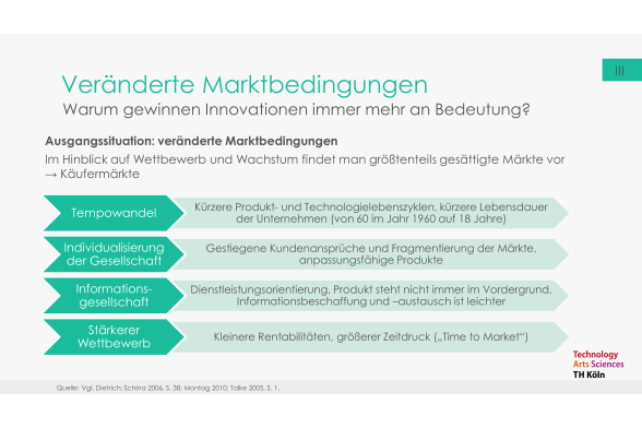 Innovation und Entrepreneurship Folie 7