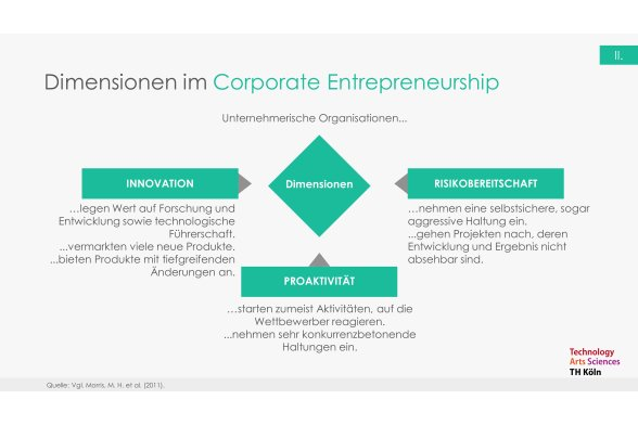 Corporate Entrepreneurship Folie 10