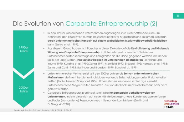 Corporate Entrepreneurship Folie 9