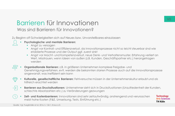 Innovation und Entrepreneurship Folie 25