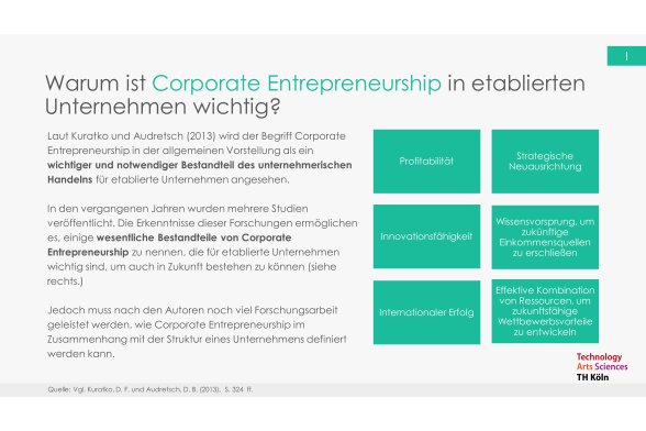 Corporate Entrepreneurship Folie 7