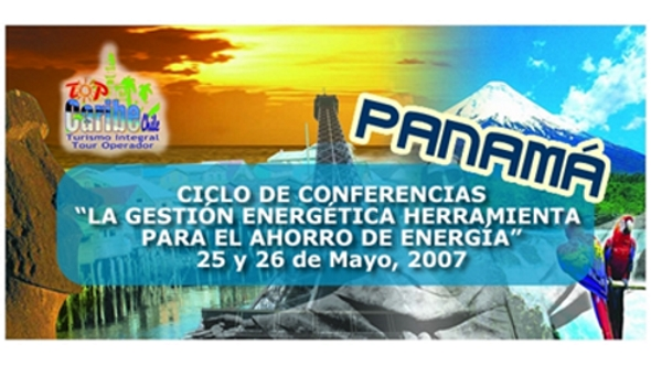 "Workshop "" Energy Management"" in Panama, 2007"