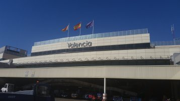 Valencia international airport (Bild: Juan Antonio Medina)