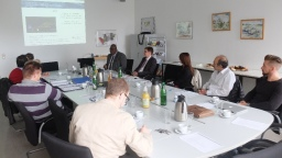 Kick-Off Meeting MemO2 (Bild: IRG/FH Köln)