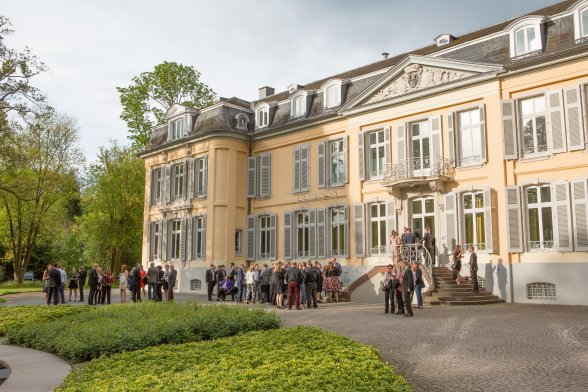 Get Together am Schloss Morsbroich