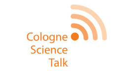 Logo Cologne Science Talk (Bild: FH Köln)