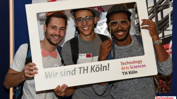 degree seeking students - Fh Koln Bewerbung