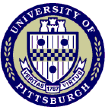 Logo der University of Pittsburgh
