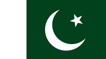 Flagge_Pakistan (Bild: Zscout370 Wikimedia Commons)