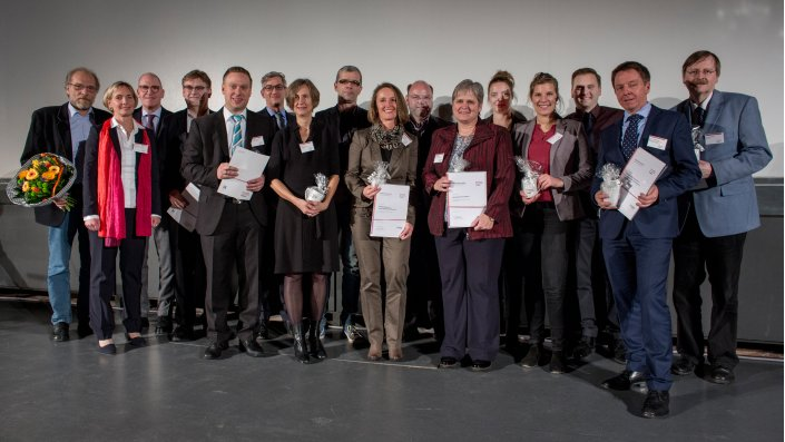 Deutschlandstipendium: Meet and Greet 2018