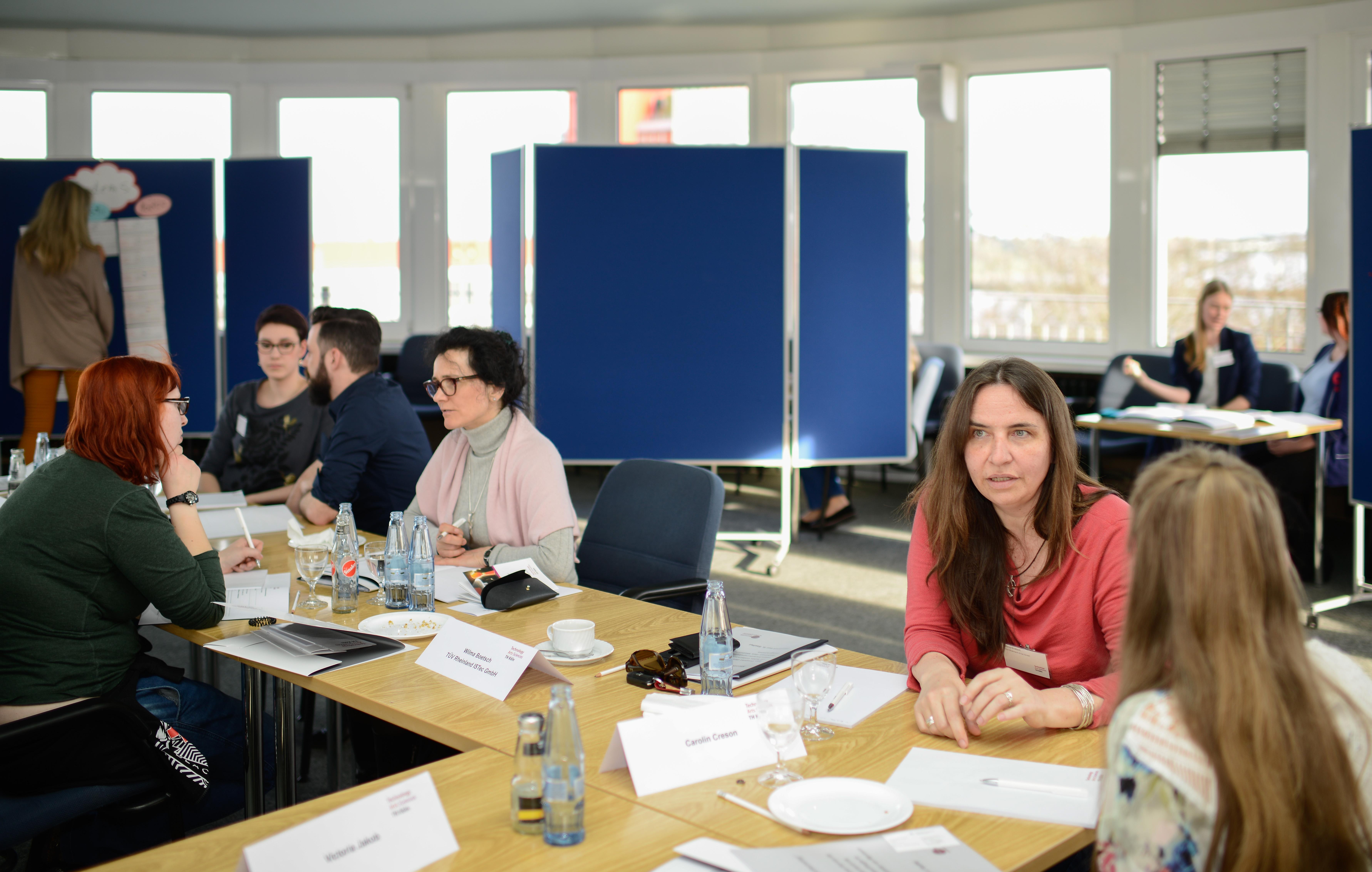 Mentoring Frauen Mint Th Köln
