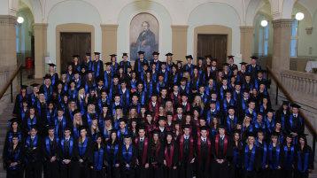 absolventen des schmalenbach institut in talaren im november 2013 bild fh kln thilo - Universitat Koln Bewerbung