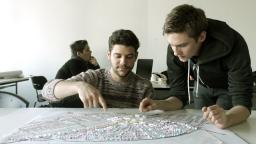 Architektur und bauwesen th k ln for Studium zum architekten