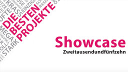 Titelbild des Showcase 2015